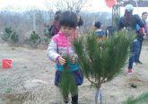 3·12植树节临沂的小朋友们为蒙山添绿色,棒棒哒!