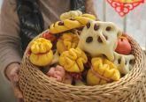 临沂春节蒸花馍习俗 象征不同吉祥寓意